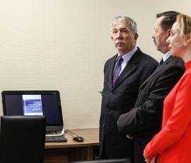 Вице-губернатор Олег Марков — главный по туризму и транспорту