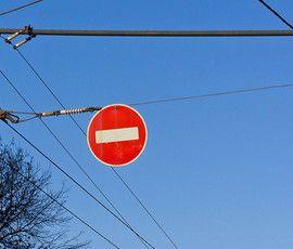 Петербуржцам рассказали об ограничениях транспорта в новом году