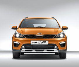 В Петербурге стартовало производство кросс-хэтчбека Kia Rio X-Line