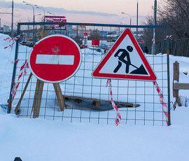 В Петербурге вводятся новые ограничения для транспорта с 11 января