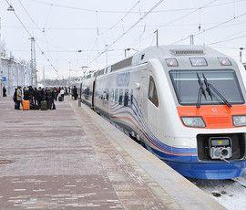 """""""Аллегро"""" перевез 25 тысяч пассажиров в новогодние праздники"""