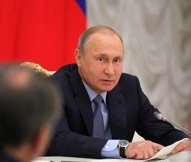 Социологи рассказали, сколько россиян доверяют Путину