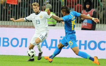 Россия проиграла Бразилии со счетом 0:3