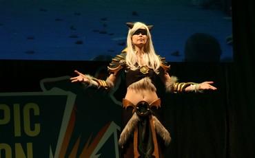 "В Петербурге прошел фестиваль ""Epic Con 2018"""