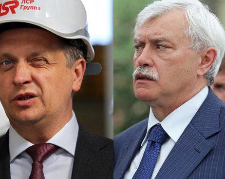 Полтавченко испугался слухов о грядущей отставке