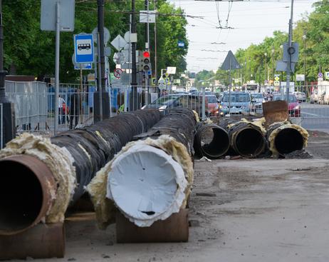 Поставщики тепла в Петербурге согласовали отключения воды на время ЧМ