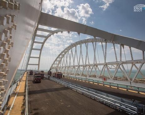 В Верховной раде грозят уничтожить Крымский мост