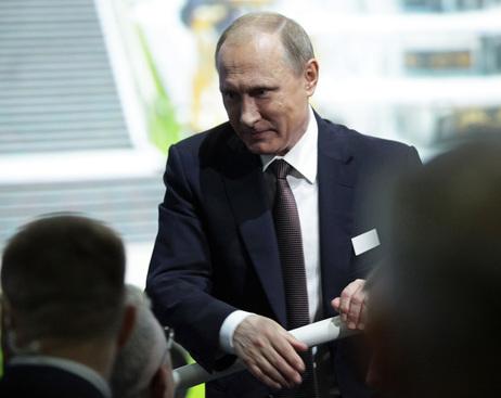 Петербургские активисты упустили шанс заявить о себе Путину