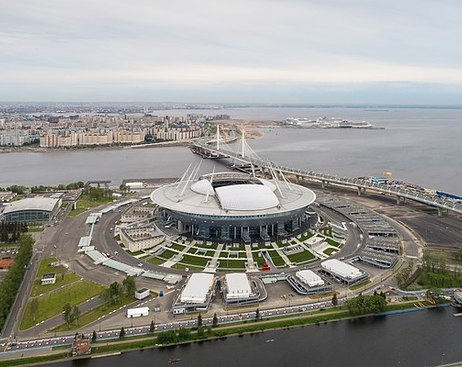 "Стадион ""Санкт-Петербург"" передали ""Зениту"""