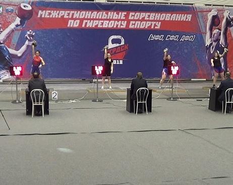 В Санкт-Петербурге пройдёт чемпионат по гиревому спорту