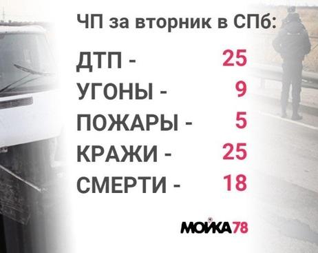 Вторник в Петербурге: под угрозой электросамокатчики и утята