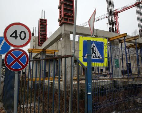 В Петербурге перед ЧМ-2018 пройдет рейд по стройплощадкам