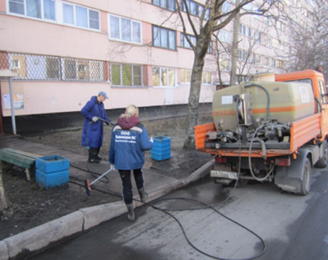 Николай Бондаренко оценил результаты работ жилищного фонда