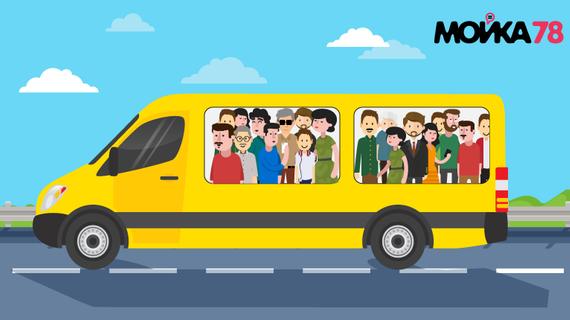 Новая услуга Uber – петербургская маршрутка по вызову?
