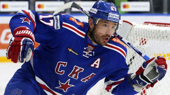 Петербургский СКА вывел сборную России по хоккею в финал Олимпиады