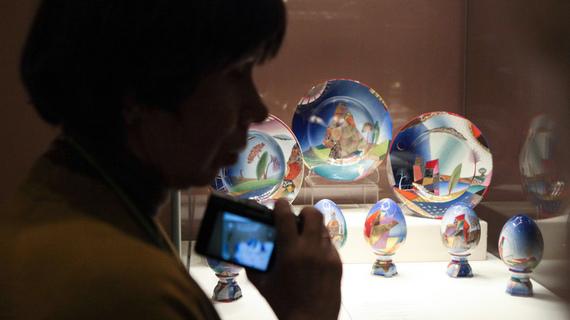 Музей Фаберже станет почти в четыре раза больше