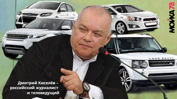 Британцы в гаражах депутатов Петербурга и Ленобласти