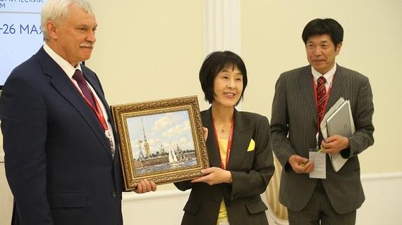 """Полтавченко и губернатор Хоккайдо подписали """"дорожную карту"""""""