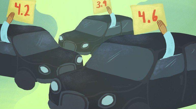 Вам шашечки или рейтинг: клиенты глазами таксистов