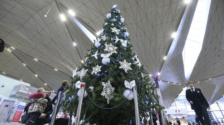 В Пулково рассказали, куда петербуржцы летали на новогодние праздники
