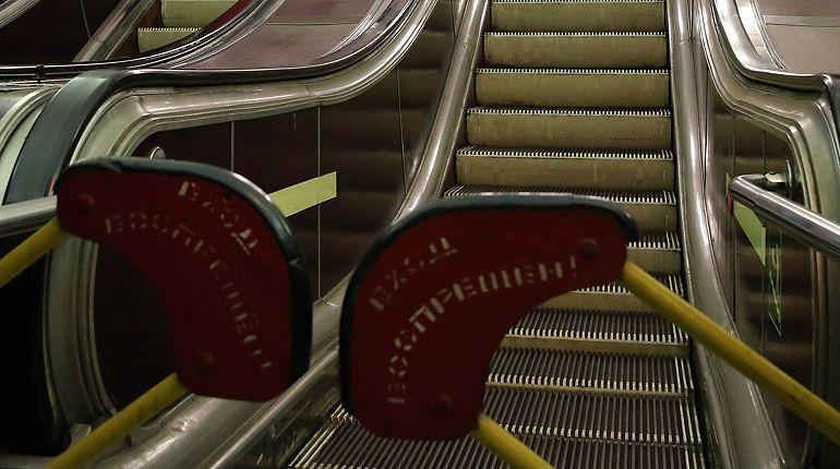 """Вестибюль """"Сенной площади"""" не будет работать в субботу и воскресенье"""