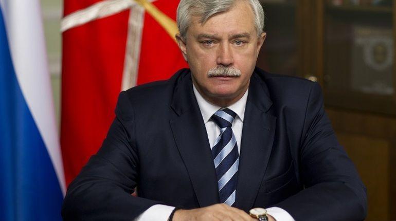 Полтавченко поздравил прокуроров с праздником