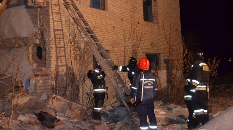 В Копейске на месте обрушения стены найдены тела погибших