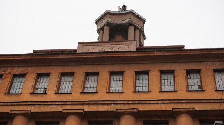 В Петербурге здание штаба ПВО признали памятником архитектуры