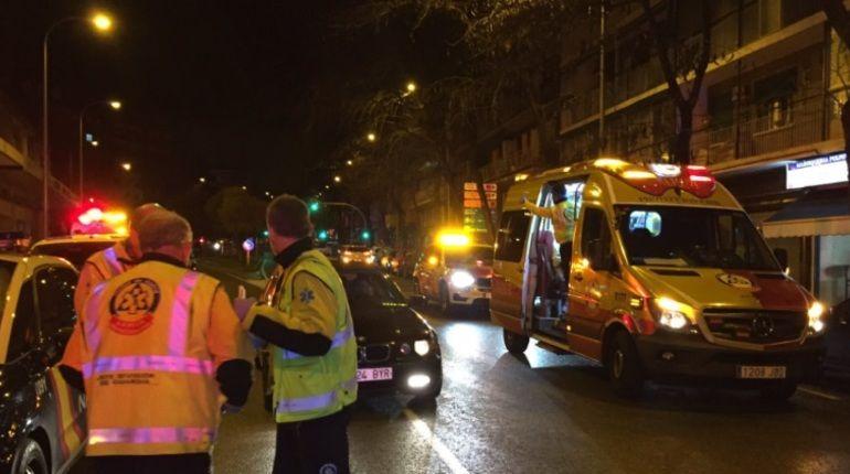При обрушении потолка вночном клубе Мадрида пострадали 26 человек