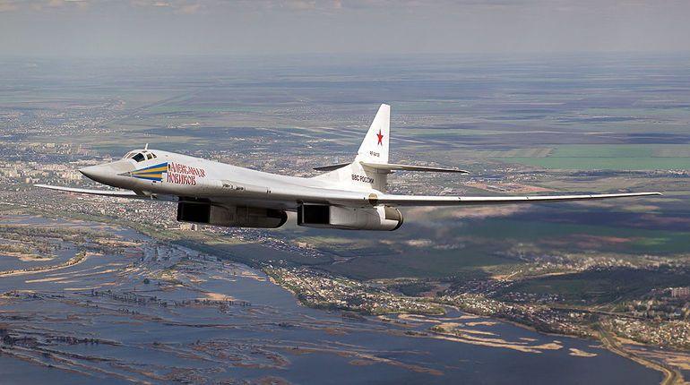 Британские истребители взлетели для перехвата российских бомбардировщиков