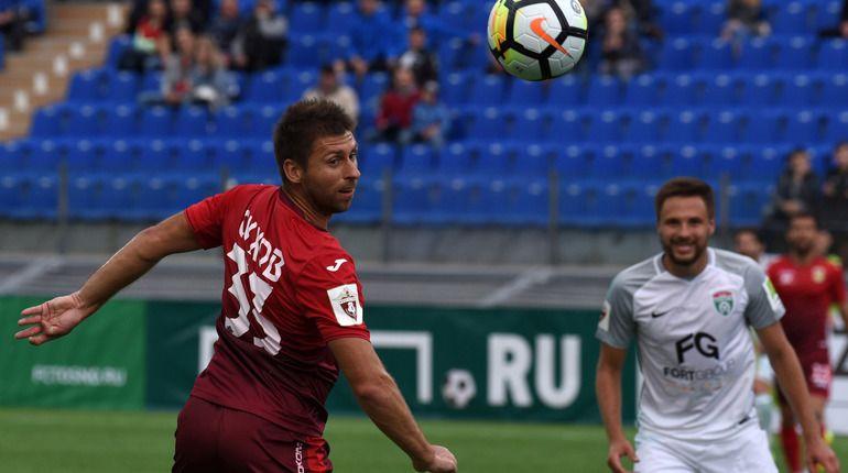 Марков переходит из«Тосно» в«Динамо»
