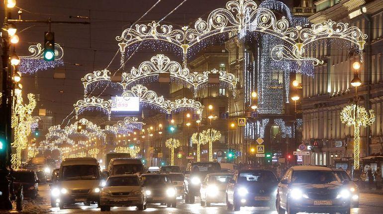 Петербургу гасят праздничное настроение