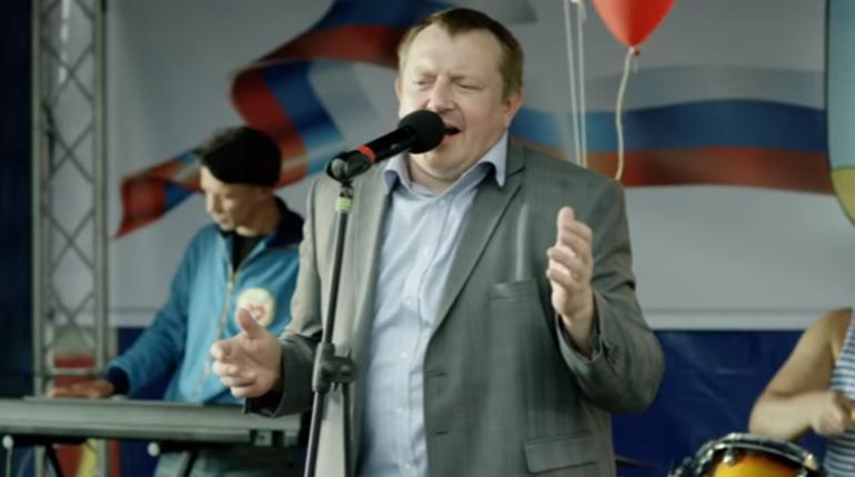 Группа «Ленинград» выставила своего «Кандидата» в президенты