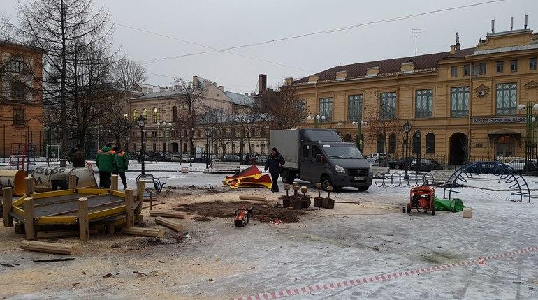 В Петербурге активисты общественных организаций и жители Центрального района проанализировали бюджет МО