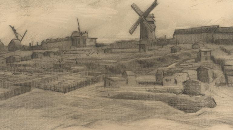 В Голландии нашли два неизвестных рисунка Ван Гога