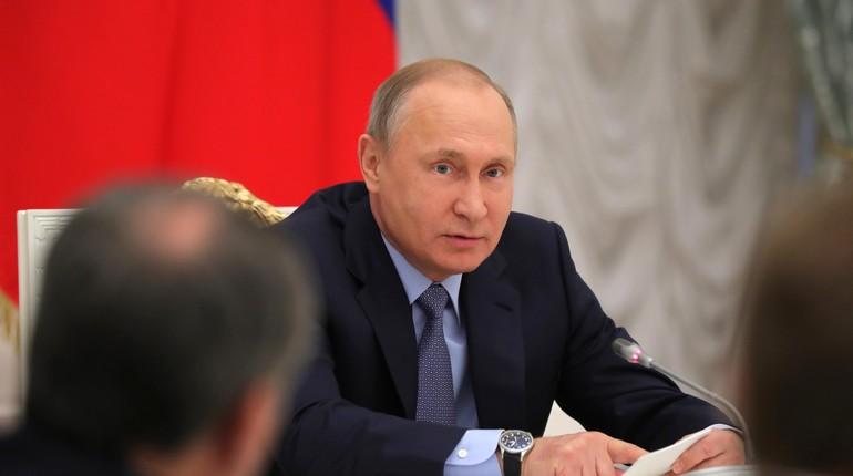 Путин приедет в Петербург на юбилей прорыва блокады Ленинграда