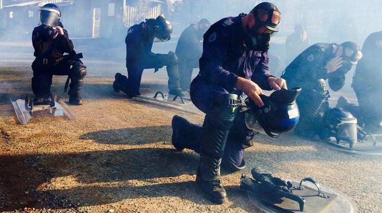 Террористы с Ближнего Востока научились создавать химическое оружие