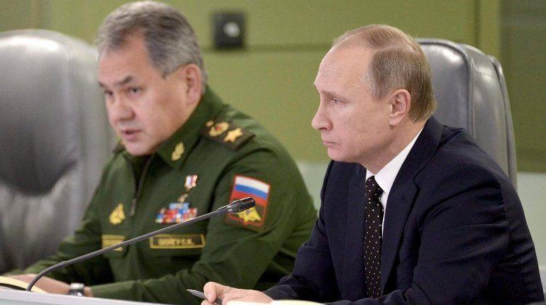 Владимир Путин верит в возможность всеобщего ядерного разоружения