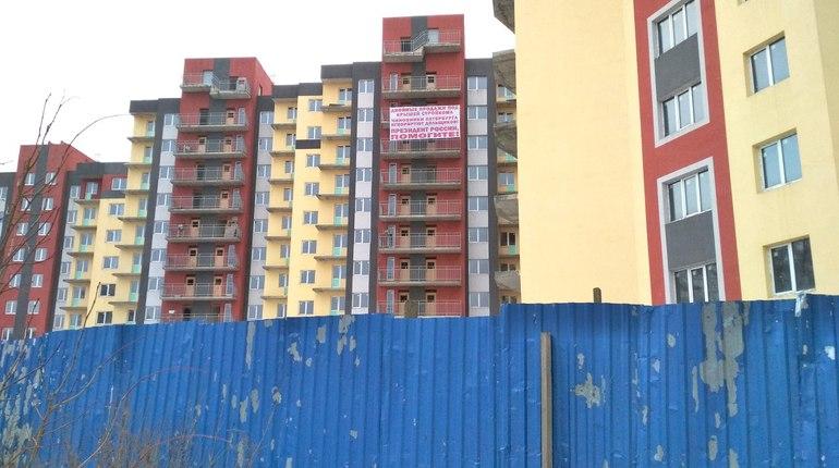 Средства на достройку ЖК «Охта модерн» могут появиться за счет продажи земли на Васильевском острове
