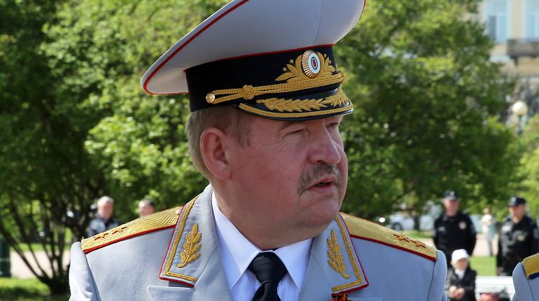 Глава МВД по Петербургу: только половина горожан довольна работой полиции