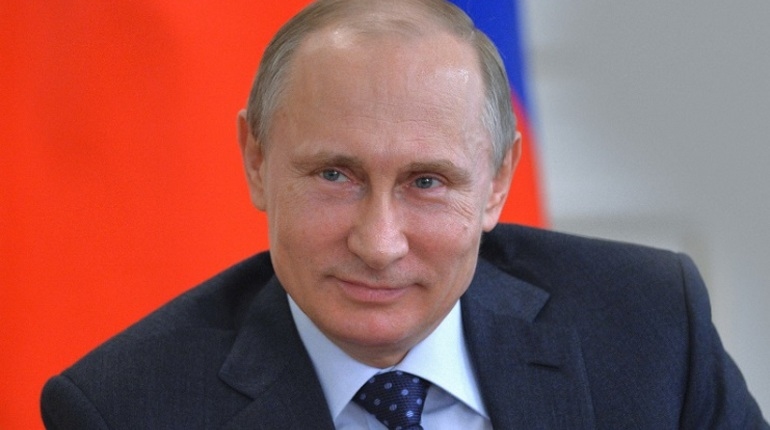 ВПетербурге сформировали избирательный штаб Владимира Путина