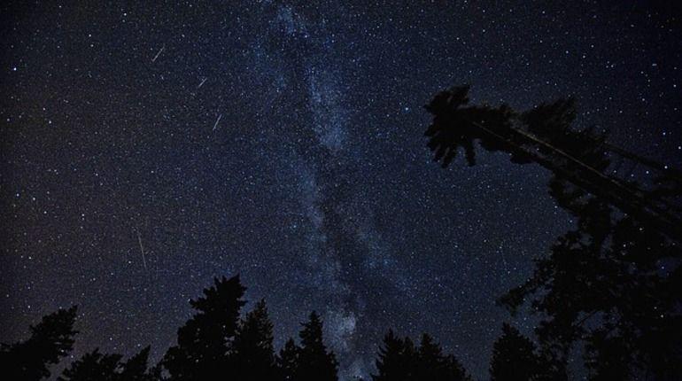 На 21 октября придется максимум метеорного потока Ориониды.