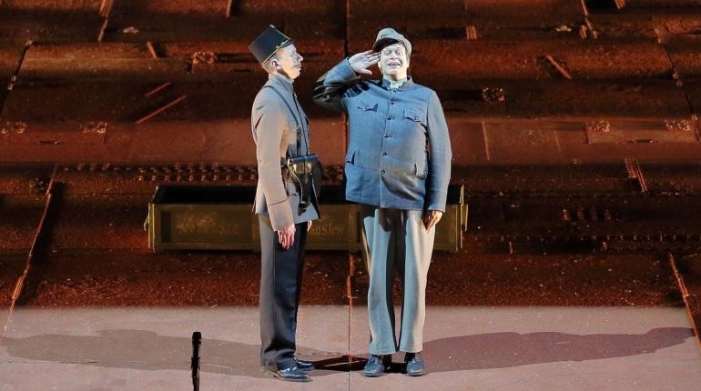 В Александринском театре пройдет премьера спектакля Валерия Фокина «Швейк. Возвращение»
