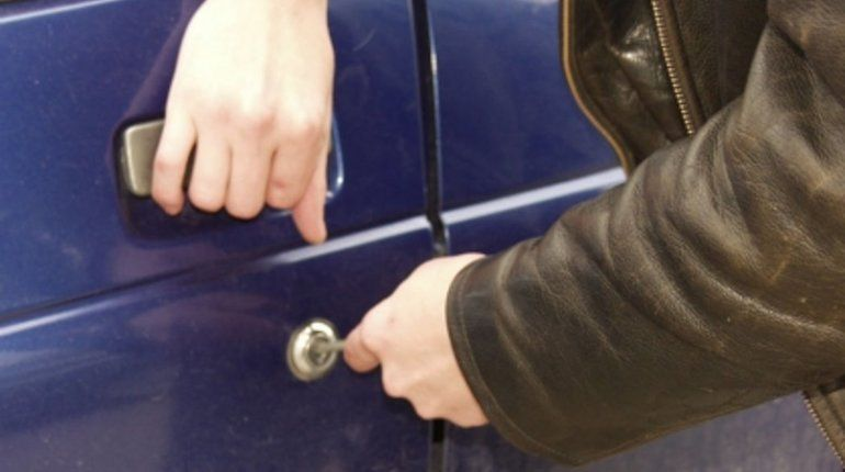 В Вырице и Гатчине трое малолеток угнали две машины