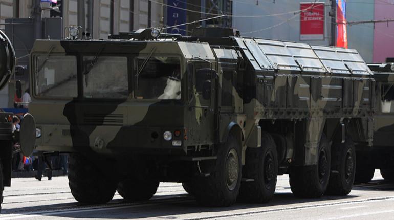 Минобороны развернет «Искандер-М» под Калининградом