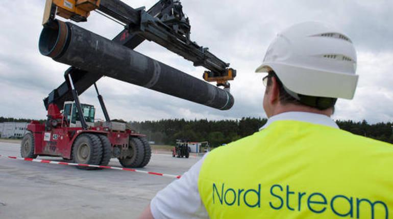 Германия дала добро на строительство «Северного потока-2»