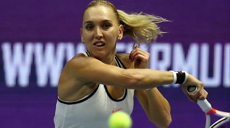 Веснина проиграла Квитовой втурнире WTA вПетербурге