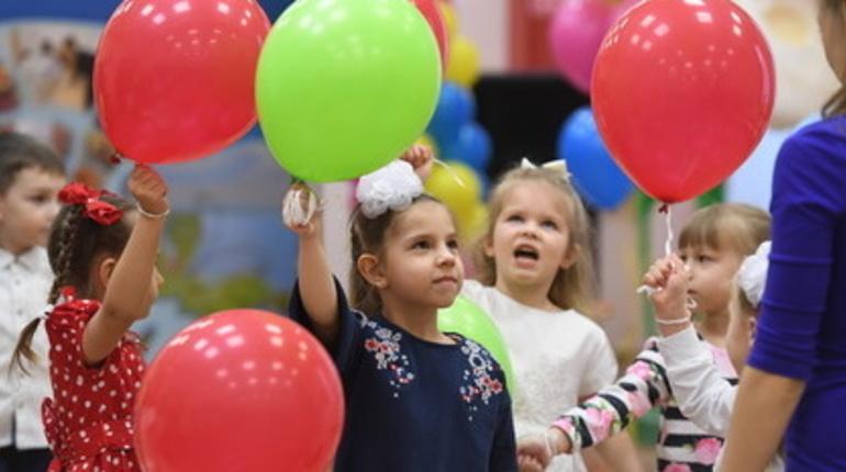 В Ленобласти открыли два детских сада, каждый рассчитан более чем на сто ребятишек
