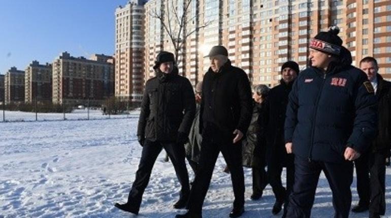 Дрозденко: правительство Ленобласти теперь будет выкупать земли по справедливой цене