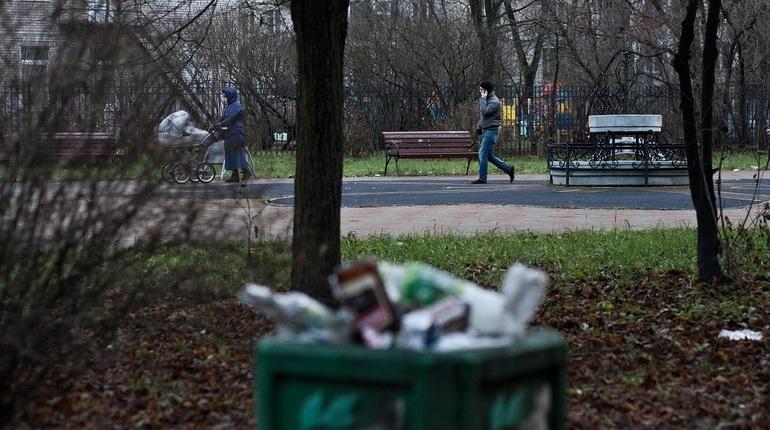 Петербургский оператор по обращению с бытовыми отходами приступит к работе в полную силу до конца года. До тех пор убирать мусор в городе будут по старой схеме.